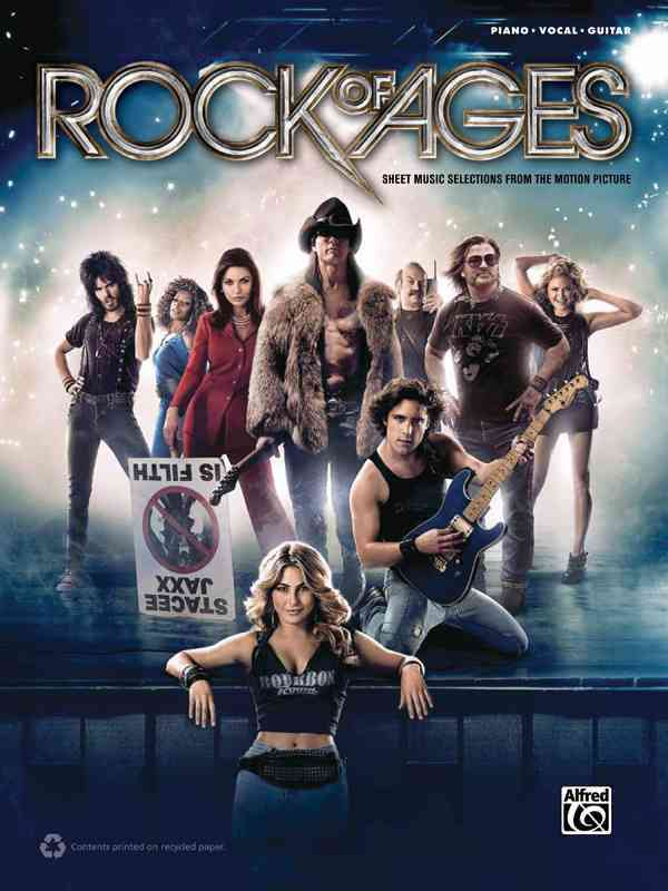 Rock of Ages - Movie Selections By Alfred Publishing Staff (COR)