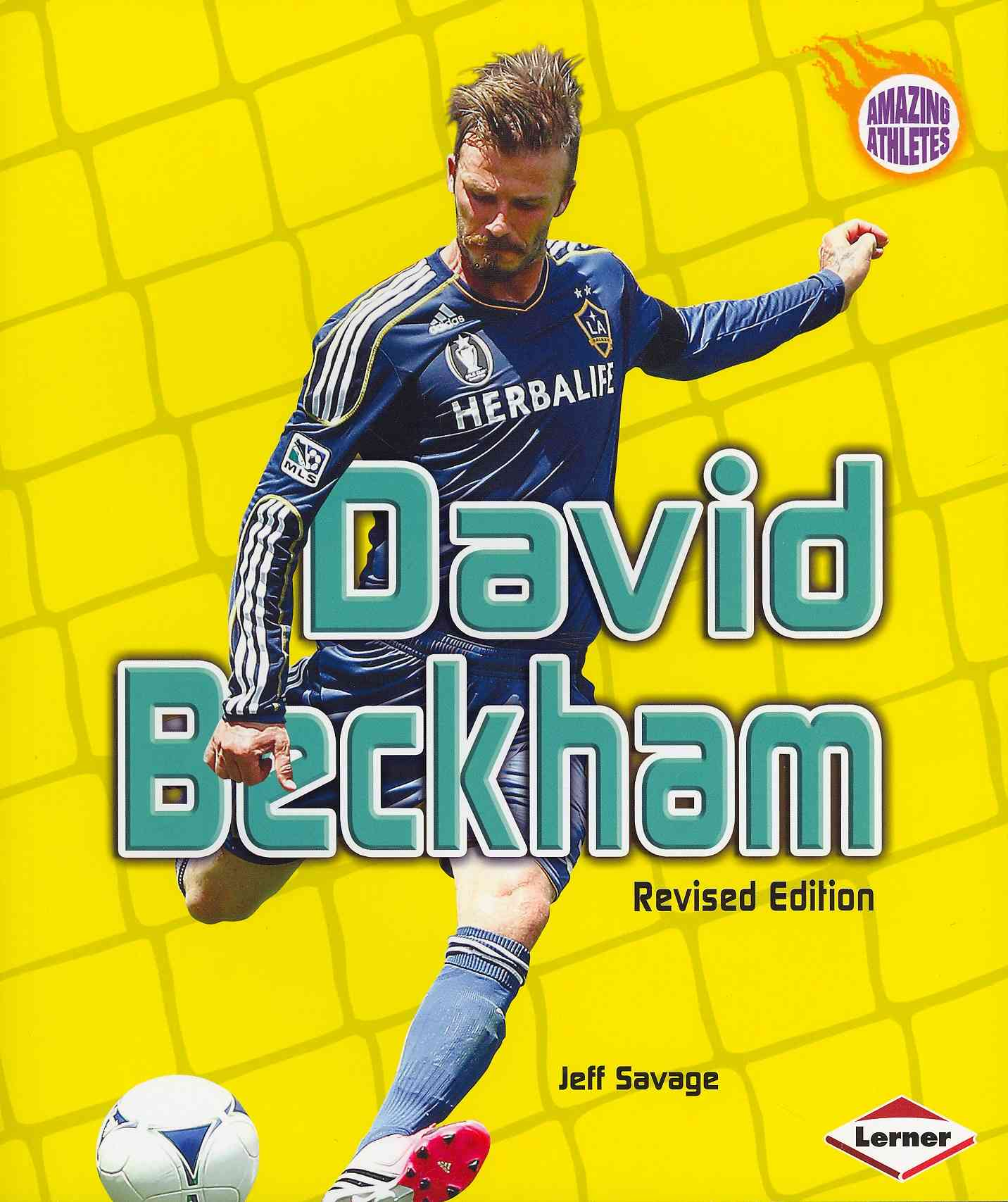 David Beckham By Savage, Jeff